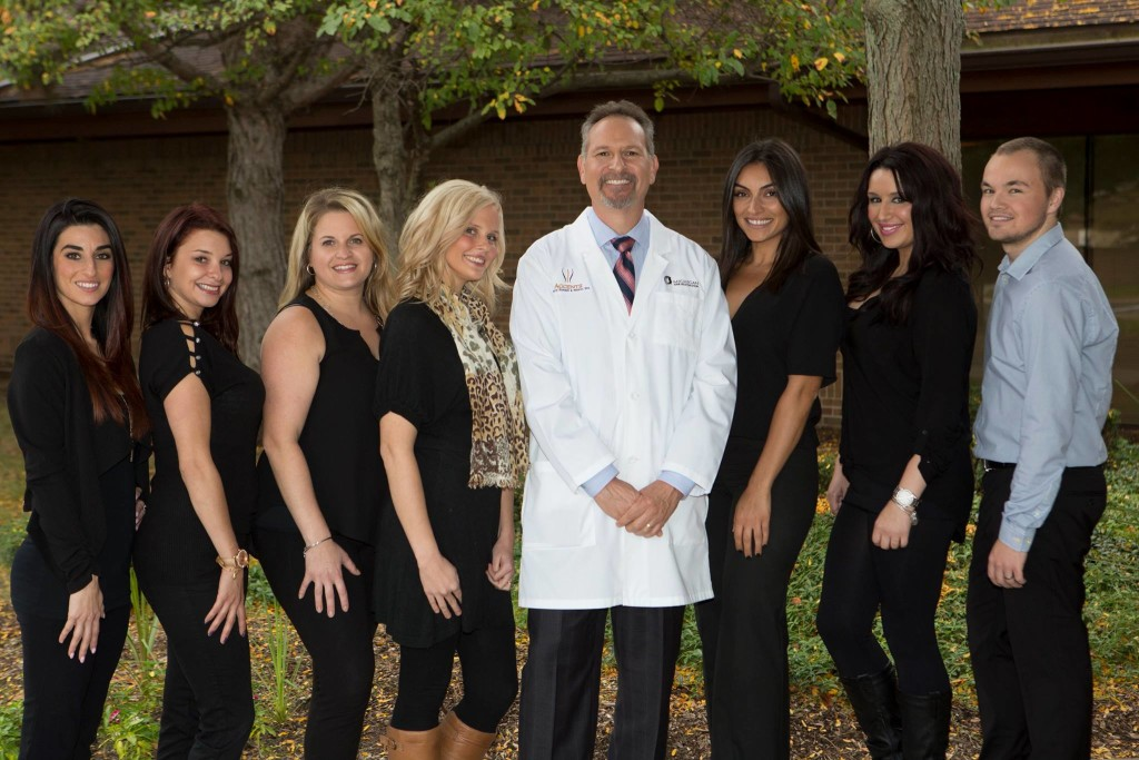 Dr. Mark Berkowitz, Accents Cosmetic Surgery and Medical Spa Recognized by Aesthetic Everything