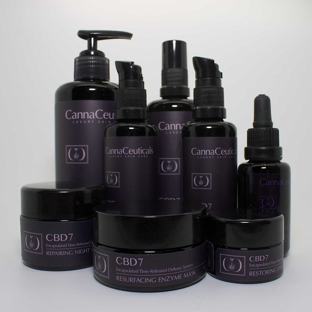Luxury Skin Care: Introducing CannaCeuticals Luxury Skin Care