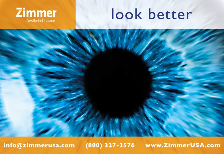 Image of a promotional ad for Zimmer MedizinSystems