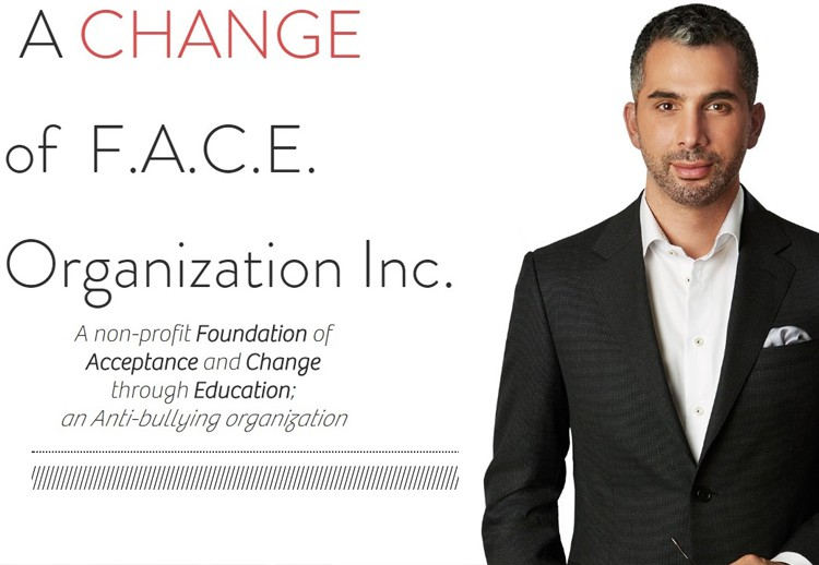 Changing Face: Dr. Richard Zoumalan for A Change of F.A.C.E.