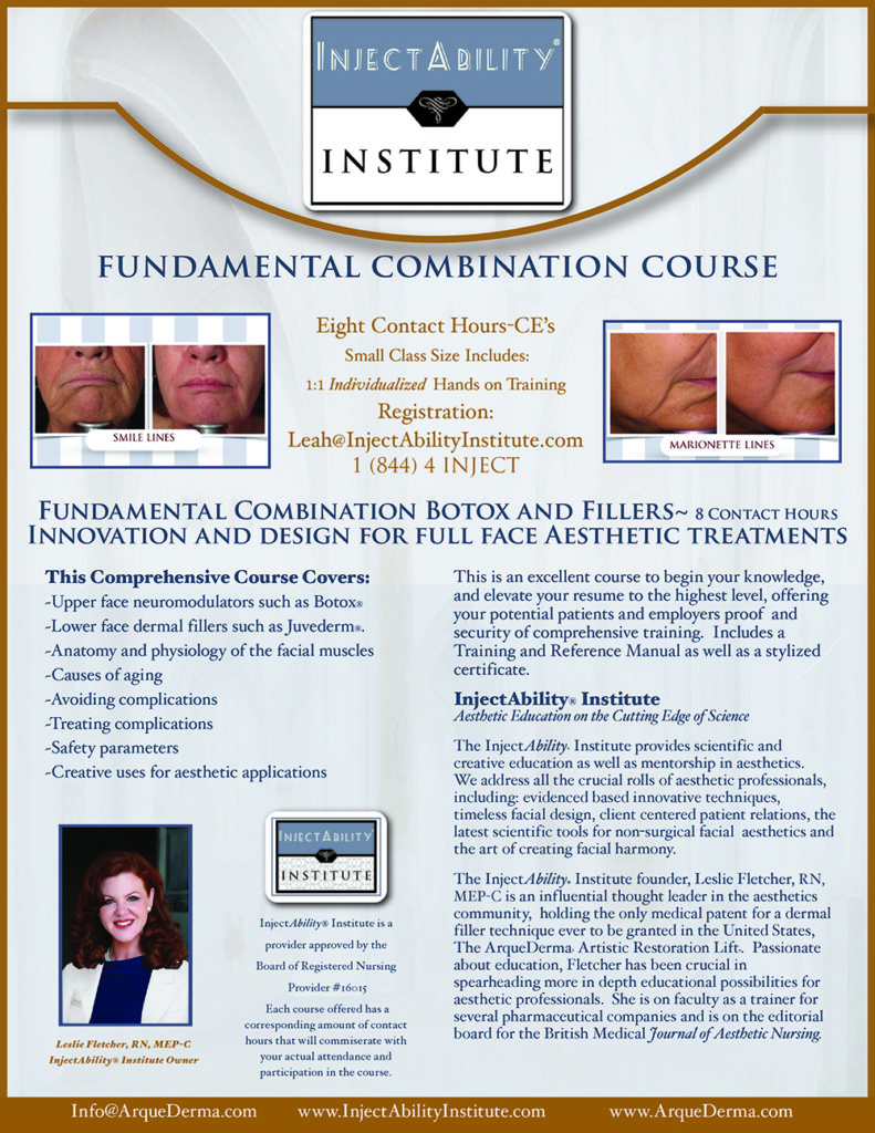 InjectAbility Institute Combination Course