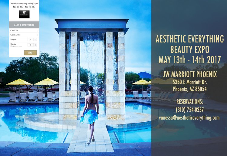 You Are Invited to the Aesthetic Everything Beauty Expo Arizona