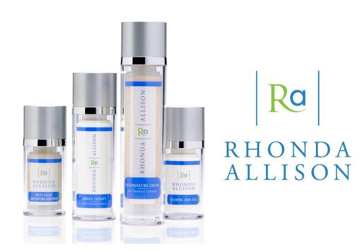 Rhonda Allison Cosmeceuticals: Science Based Skincare