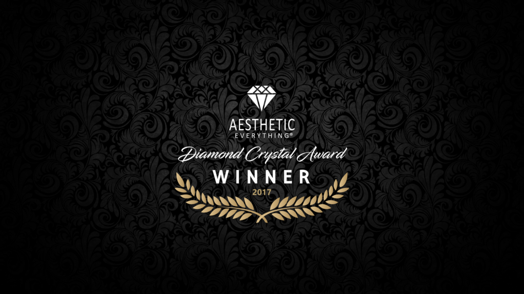Announcing 2017 Aesthetic Everything® Diamond Crystal Award Winners