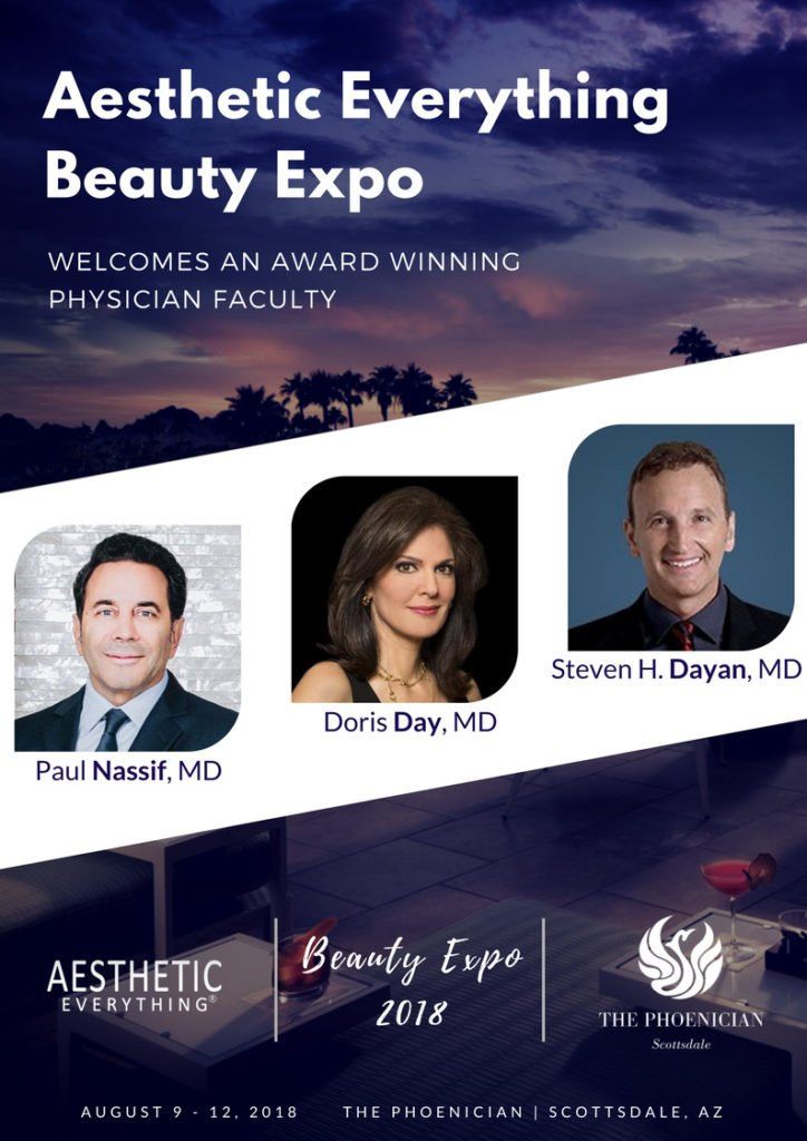 Aesthetic Everything Beauty Expo 2018 Hosted by Gretchen Rossi announces Featured Speakers