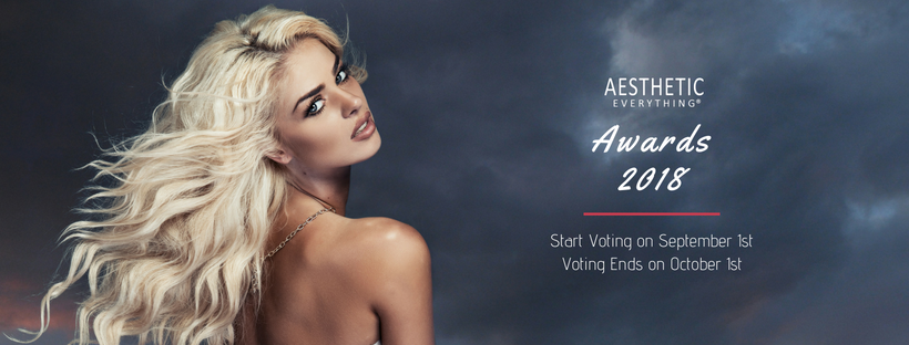 Start Voting Tomorrow September 1st at 12:01am - Aesthetic Everything Awards 2018