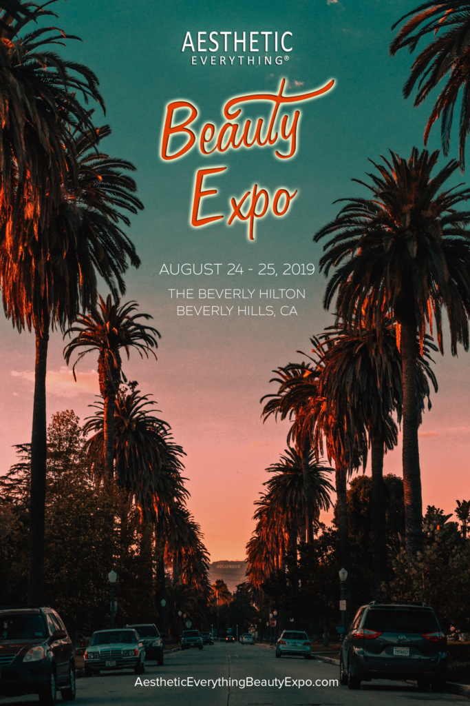 2019 Aesthetic Everything Beauty Expo Beverly Hills welcomes Early Exhibitors