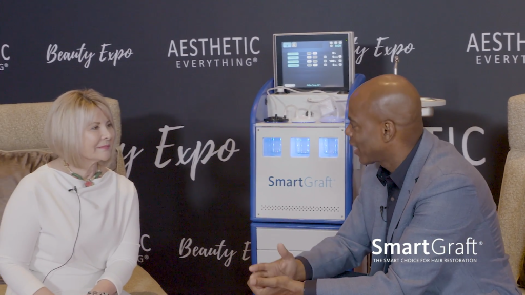 Flashback: Kevin Frazier Host of Entertainment Tonight Conducts interview with SmartGraft President