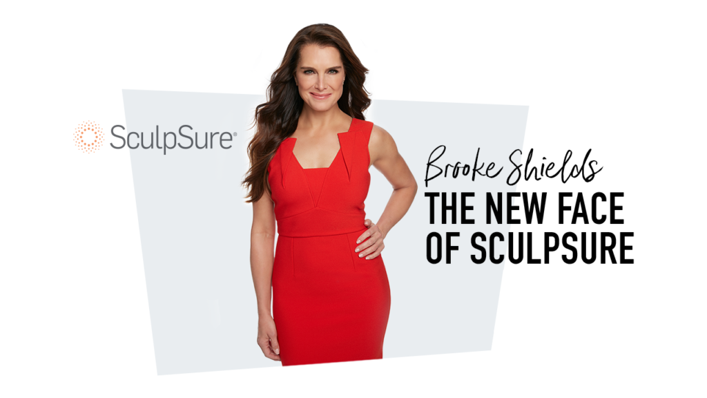Hologic's Cynosure Division Announces Brooke Shields as Celebrity Spokesperson for SculpSure® Body Contouring