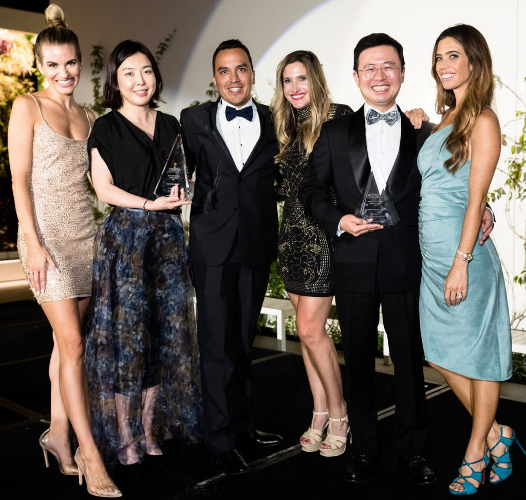 Franz Skincare Wins Prestigious Awards at the 2019 Aesthetic Everything® Aesthetic and Cosmetic Medicine Awards